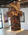sculpture by D. DelReverda-Jennings