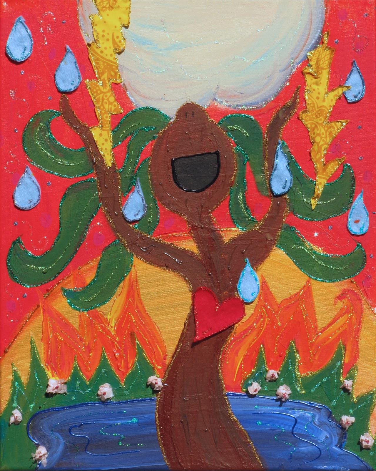 Singing Tree by Amy Oestreicher